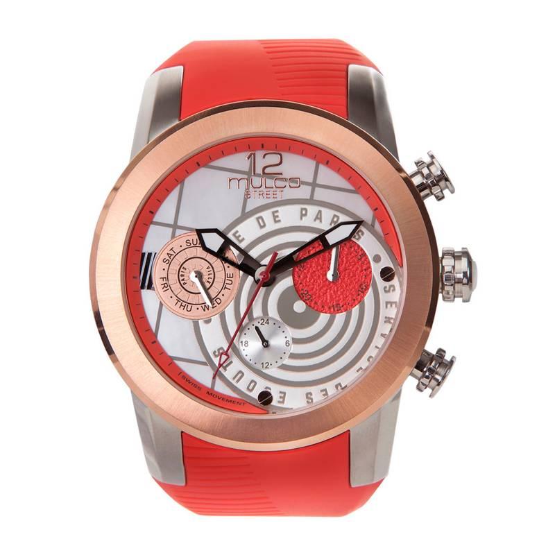 Mulco - Reloj Mujer Mulco Street Paris MW-3-15069-533