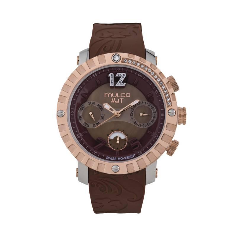 Mulco - Reloj Mujer Mulco Nuite Lace MW-5-1622-033