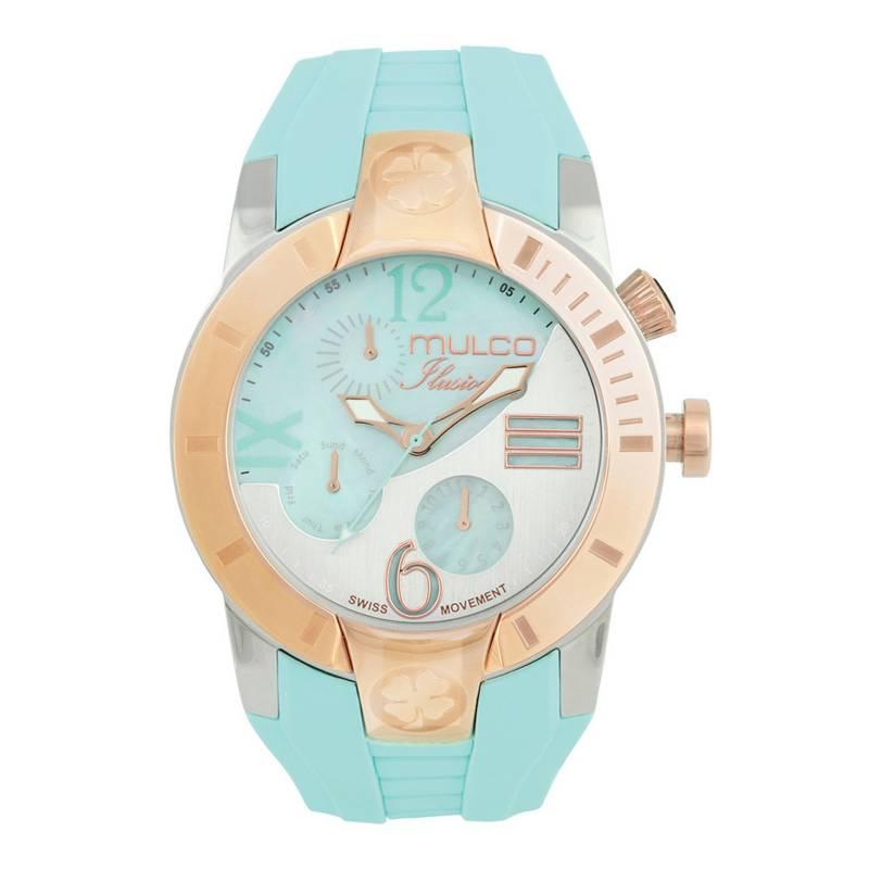 Mulco - Reloj Mujer Mulco Ilusion Crescent MW-5-1877-433