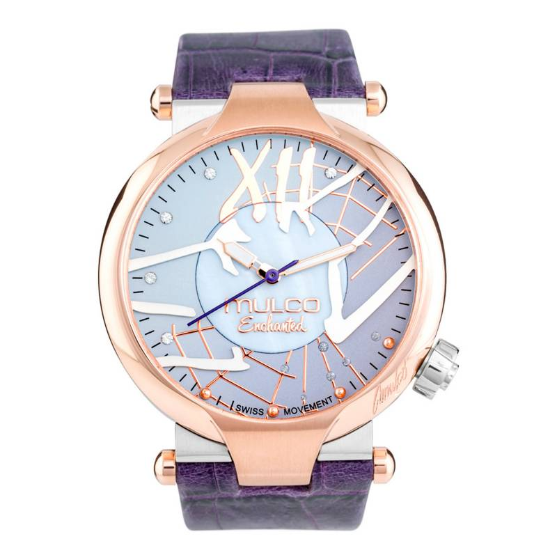 Mulco - Reloj Mujer Mulco Enchanted Spider MW-5-3705-053