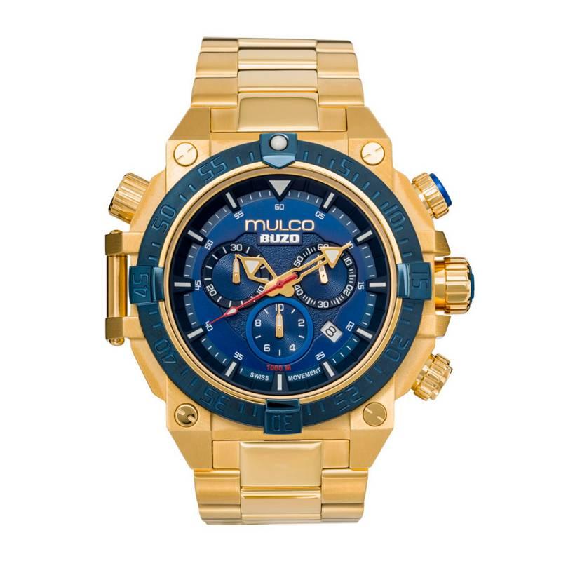 Mulco - Reloj Hombre Mulco Buzo Dive MB-6-92565-724