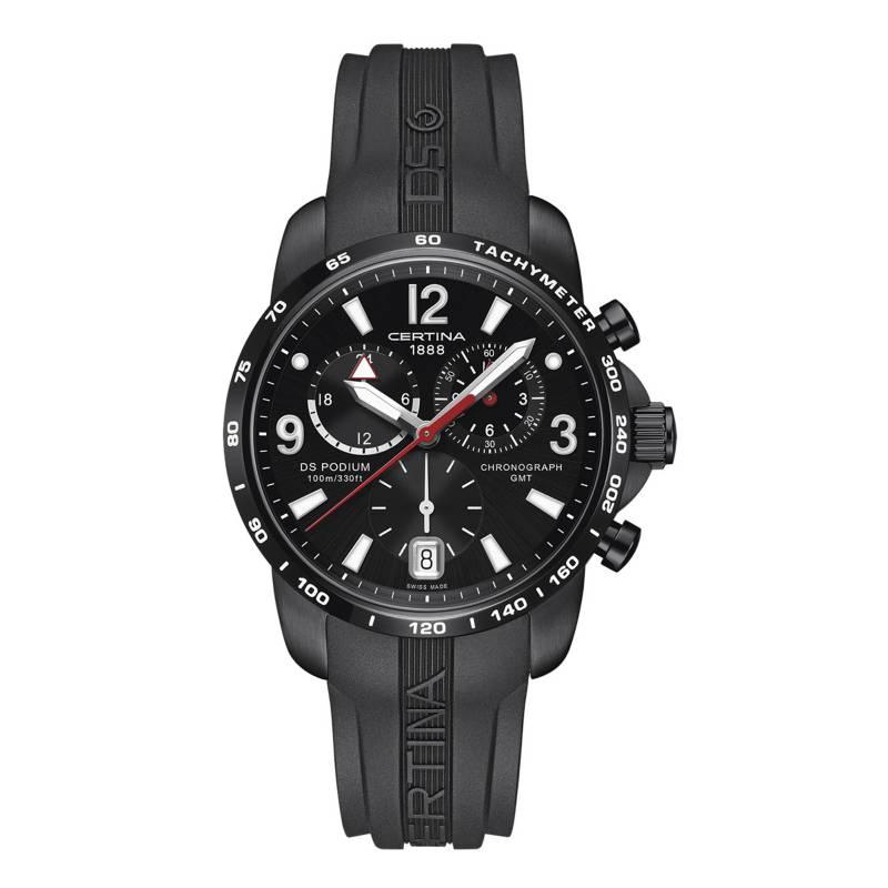 Certina - Reloj Hombre Certina DS Podium GMT C001.639.17.057.00