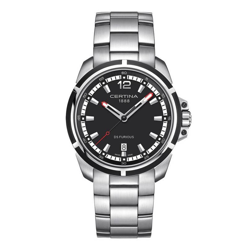 Certina - Reloj Hombre Certina Sport DS Fuirios C011.410.21.057.00
