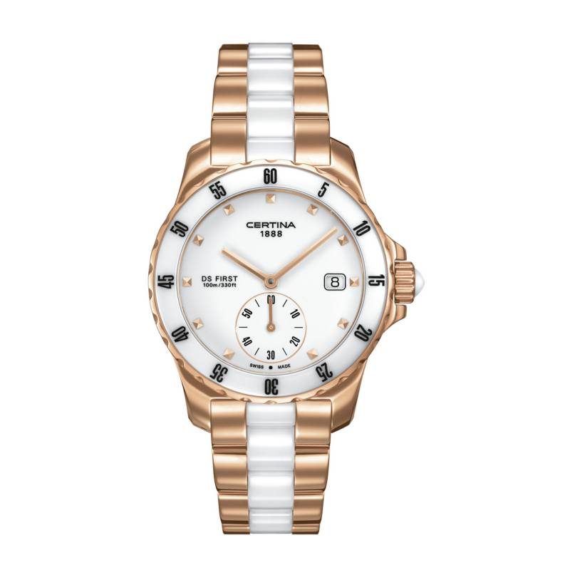 Certina - Reloj Mujer Certina DS First C014.235.33.011.00