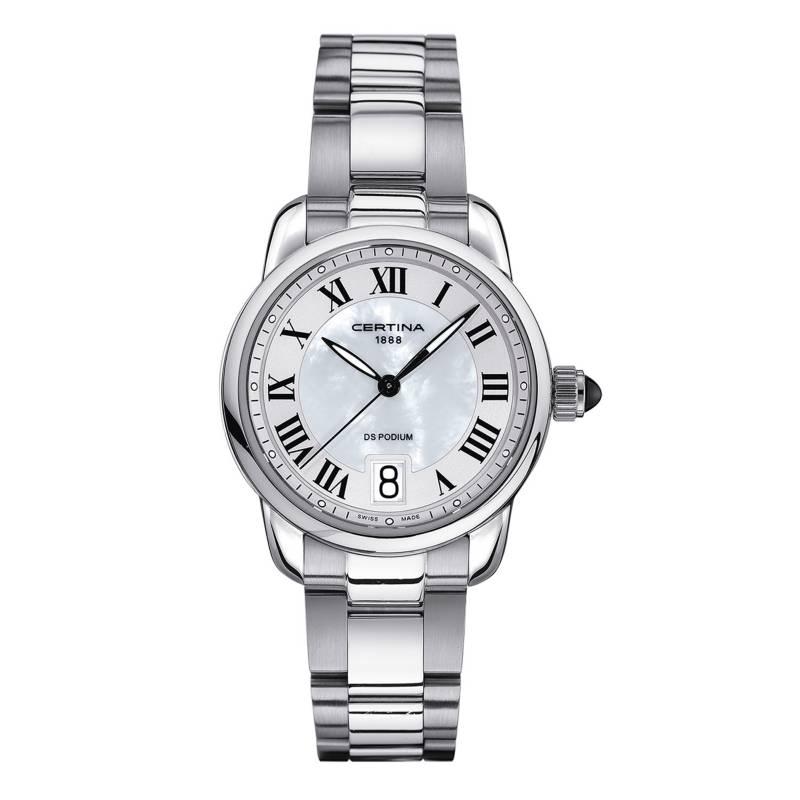 Certina - Reloj Mujer Certina DS Podium Lady C025.210.11.118.00