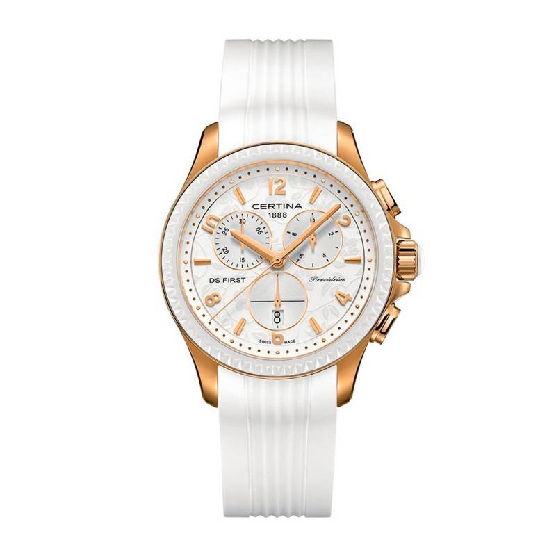 Certina - Reloj Mujer Certina DS First Lady Ceramic C030.217.37.037.00