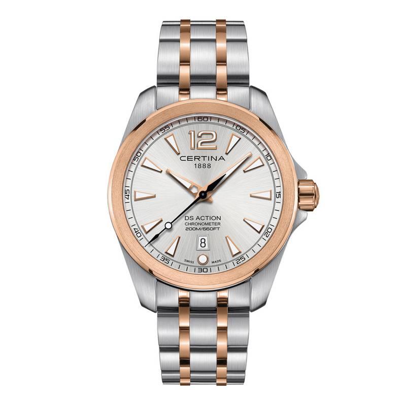 Certina - Reloj Hombre Certina DS Action Chronometer C032.851.22.037.00