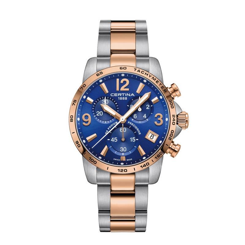 Certina - Reloj Hombre Certina DS Podium Chronograph C034.417.22.047.00