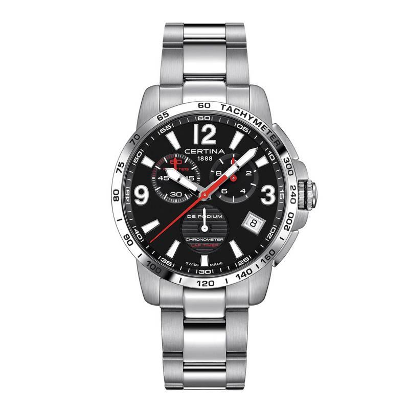 Certina - Reloj Hombre Certina DS Podium Chrono C034.453.11.057.00