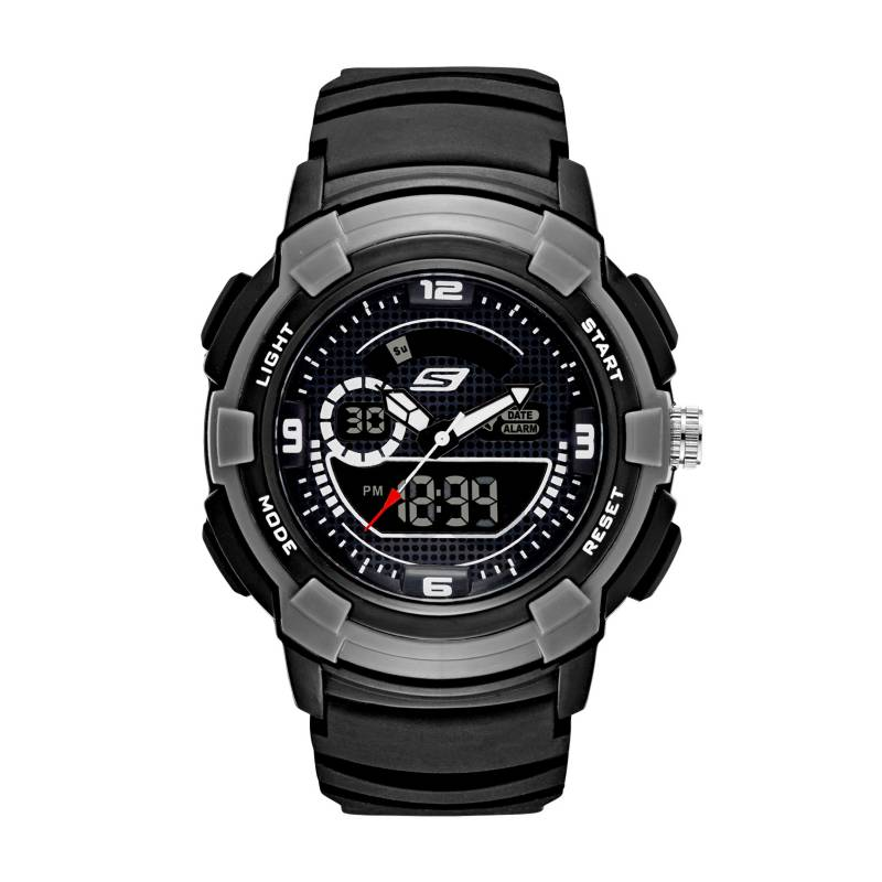 Skechers - Reloj Hombre Skechers Dual Color SR1073