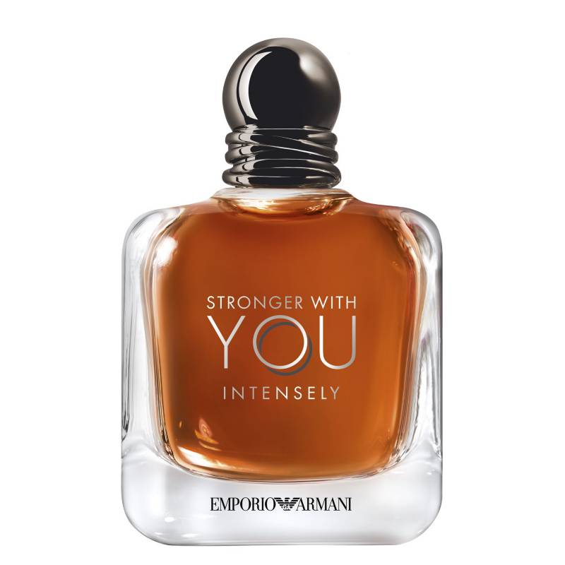 Armani - Perfume Armani Stronger With You Intensely Hombre 100 ml EDP