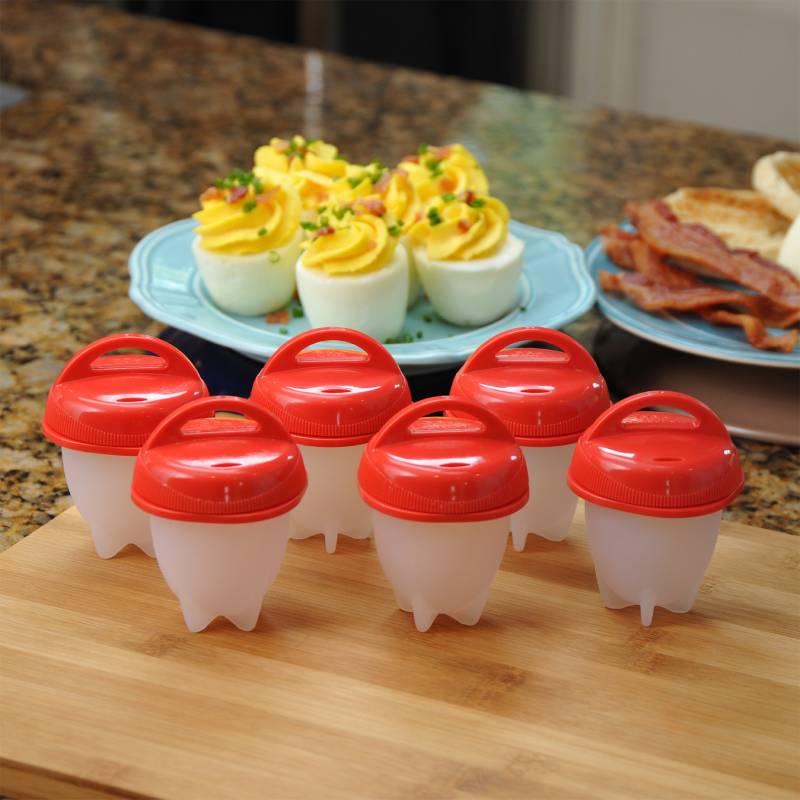 Idea Village - Moldes x4 Unidades Egglettes