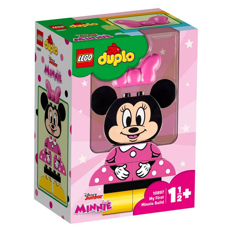 Lego - Lego Duplo - Mi Primera Minnie