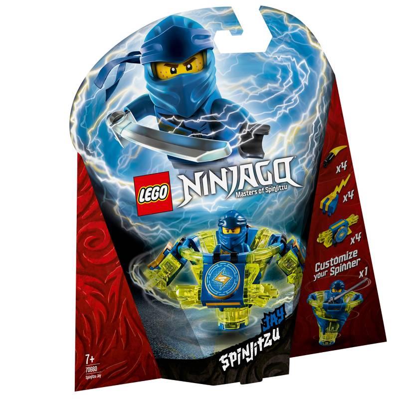 Lego - Lego Ninjago - Spinner Jay