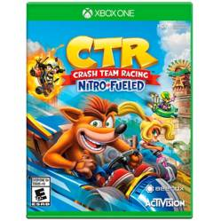 Juego Xbox One Crash Team Racing