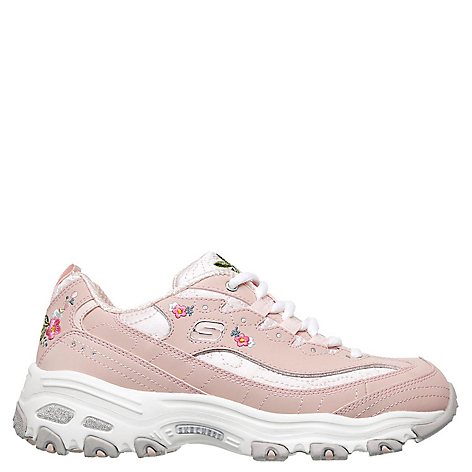 Skechers Tenis moda mujer D´Lites Bright Blossoms