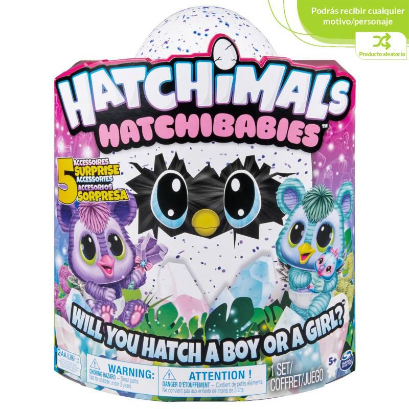 Hatchimals - Hatchibabies Kitsee