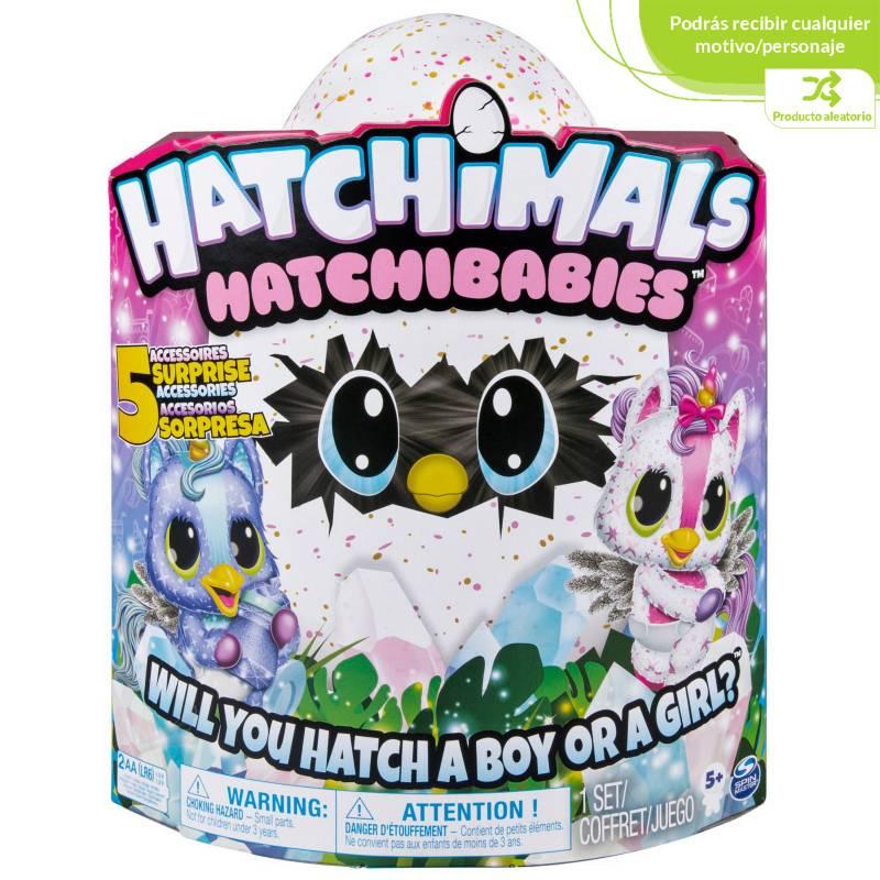 Hatchimals - Hatchibabies Unikeet
