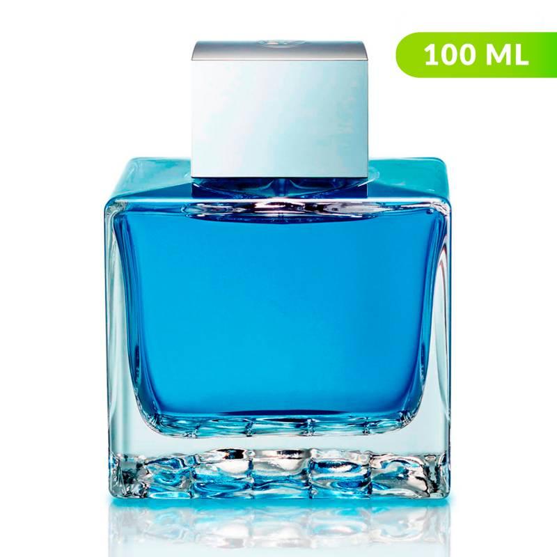 Antonio Banderas - Perfume Antonio Banderas Blue Seduction Hombre 100 ml EDT
