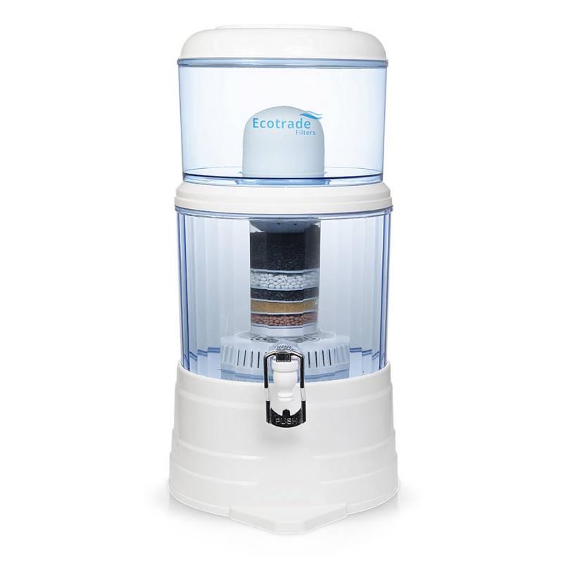 Ecotrade - Purificador Agua Ecotrade 14 lt