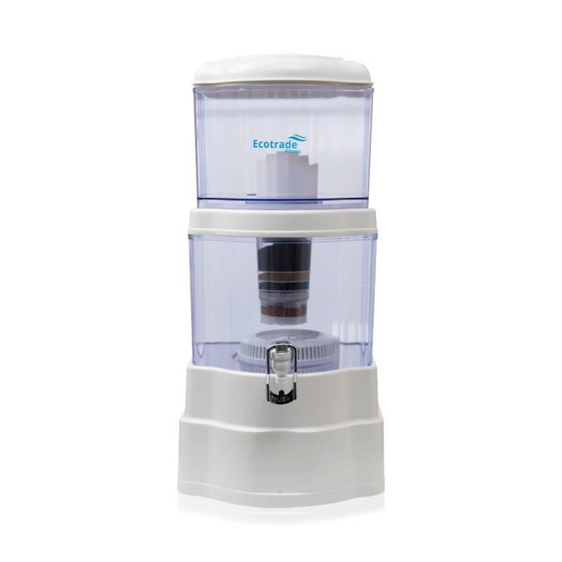 Ecotrade - Purificador Agua Ecotrade 21 lt