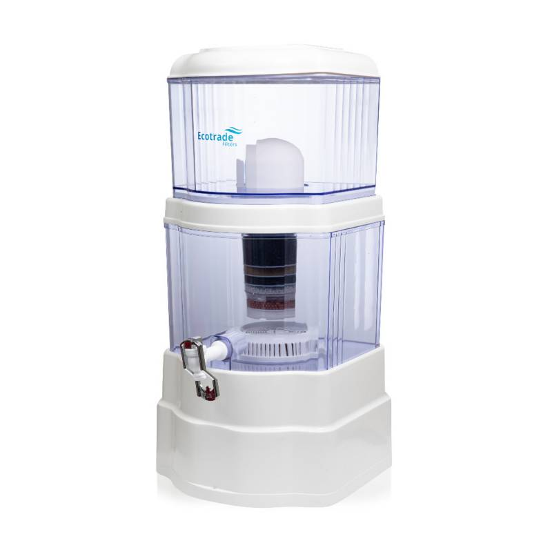 Ecotrade - Purificador Agua Ecotrade 28 lt