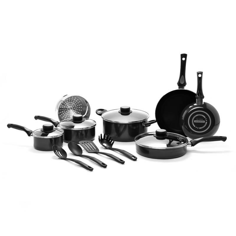 Tramontina - Batería de Cocina 15 piezas Tusa