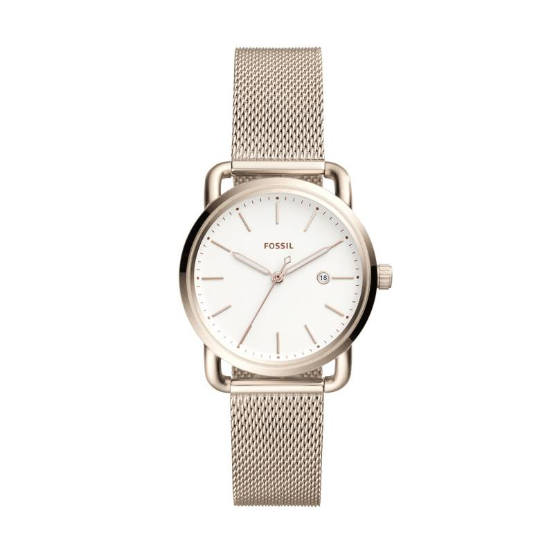 Fossil - Reloj Mujer Fossil The Commuter ES4349