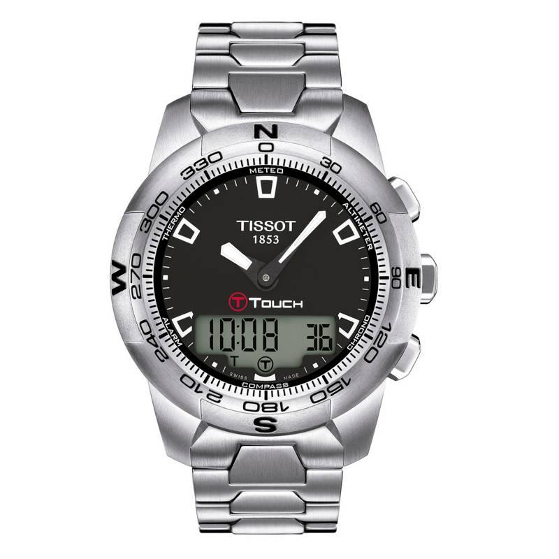 Tissot - Reloj Hombre Tissot T-Touch II T047.420.11.051.00