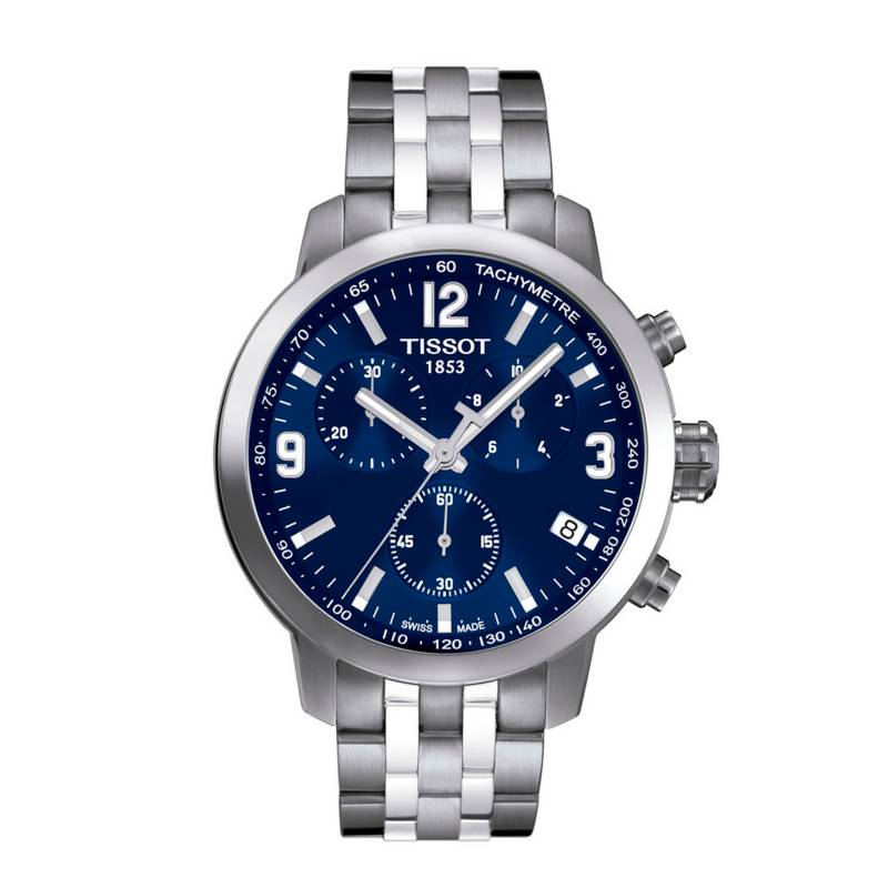 Tissot - Reloj Hombre Tissot PRC 200 Fencing T055.417.11.047.00