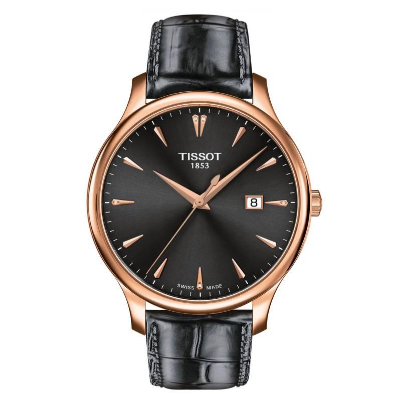 Tissot - Reloj Mujer Tissot Tradition T063.610.36.086.00