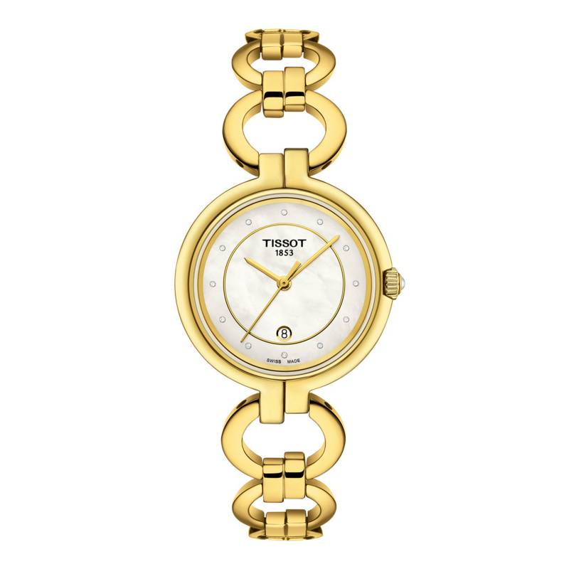 Tissot - Reloj Mujer Tissot Flamingo T094.210.33.116.00