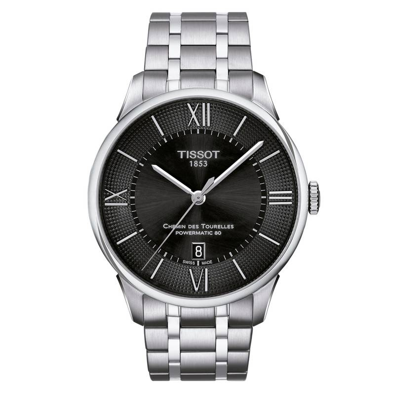 Tissot - Reloj Hombre Tissot Powermatic 80 T099.407.11.058.00