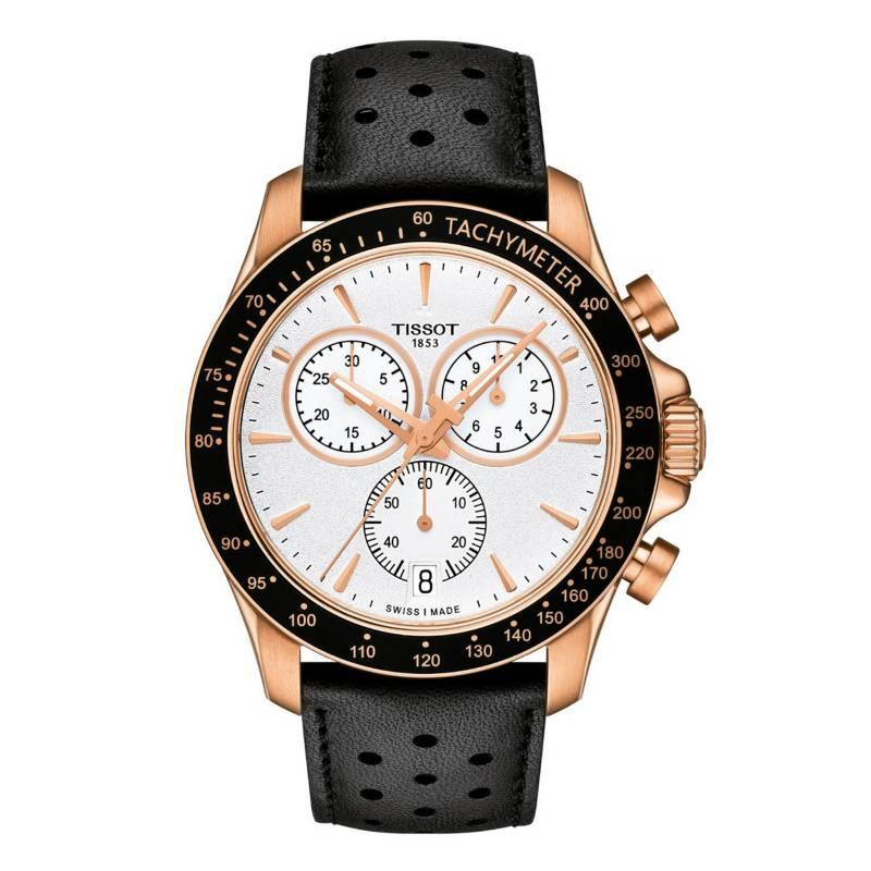 Tissot - Reloj Hombre Tissot V8 Quartz Chronograph T106.417.36.031.00