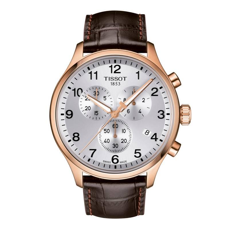 Tissot - Reloj Hombre Tissot Chrono XL Classic T116.617.36.037.00
