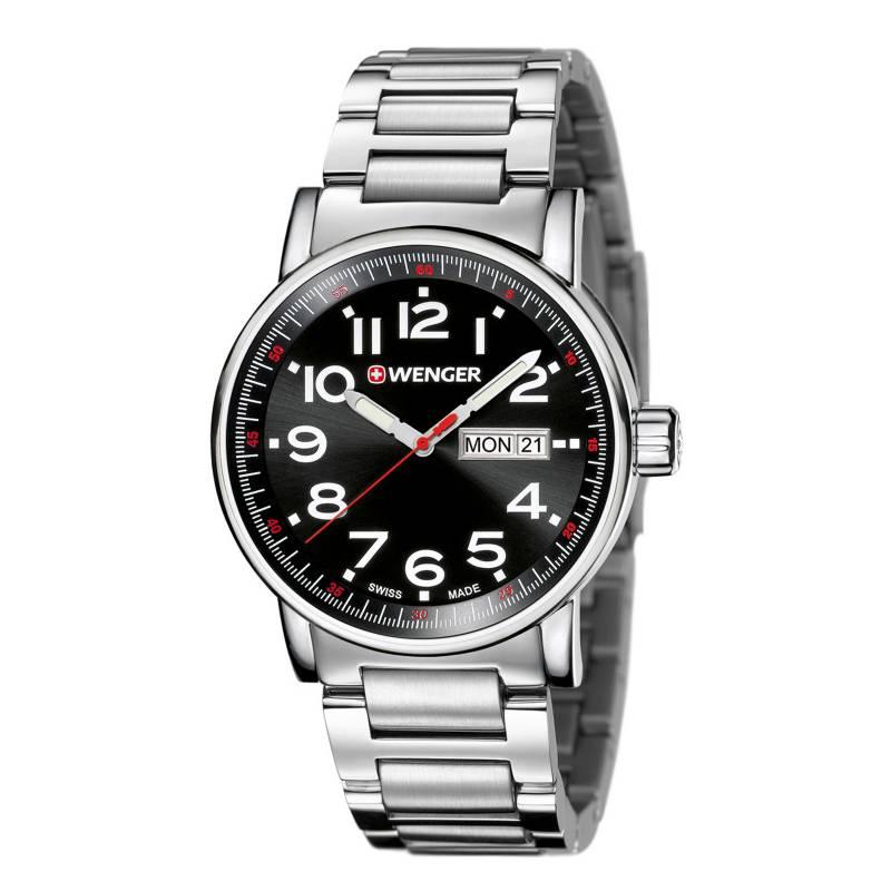 Wenger - Reloj Hombre Wenger Attitude 01.0341.104