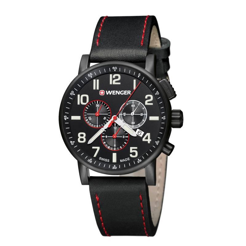 Wenger - Reloj Hombre Wenger Attitude 01.0343.104