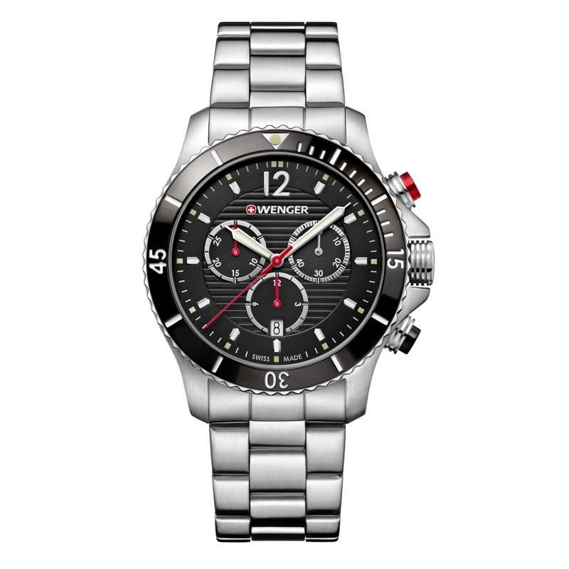 Wenger - Reloj Hombre Wenger Seaforce Cronógrafo 01.0643.109