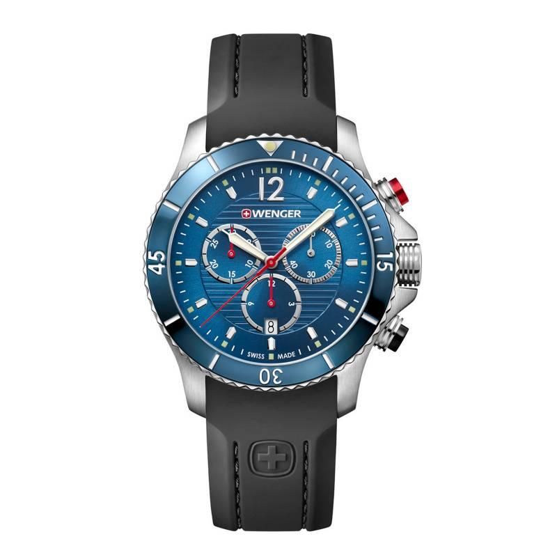 Wenger - Reloj Hombre Wenger Seaforce Cronógrafo 01.0643.110