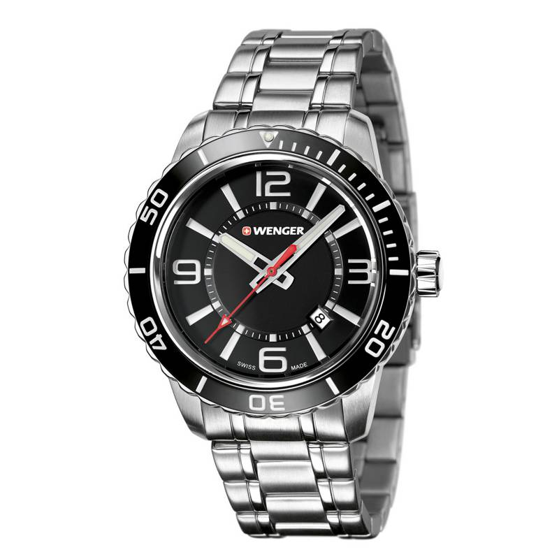 Wenger - Reloj Hombre Wenger Roadster Classic 01.0851.118