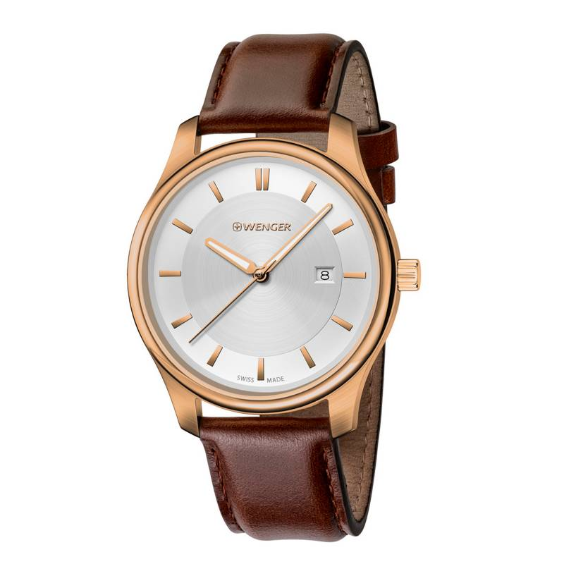 Wenger - Reloj Mujer Wenger City Classic 01.1421.102