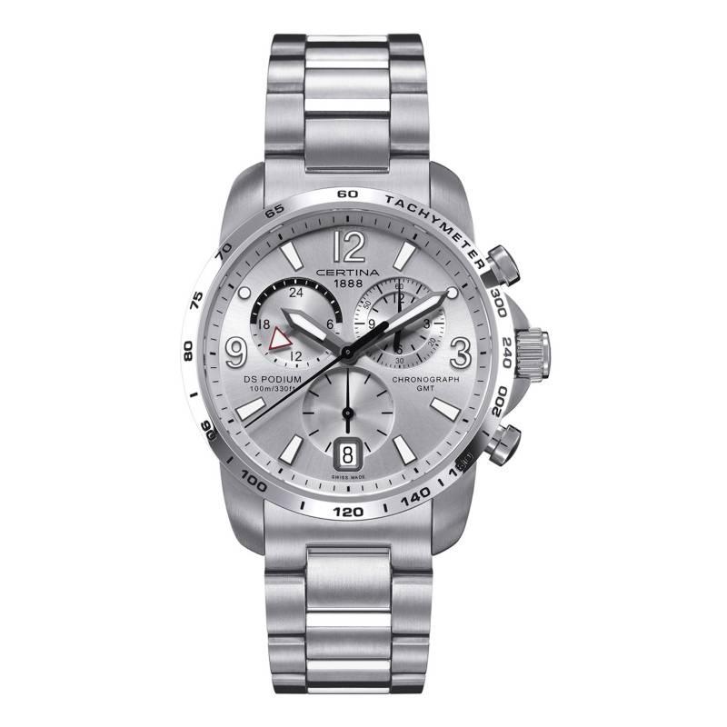Certina - Reloj Hombre Certina DS Podium GMT C001.639.11.037.00