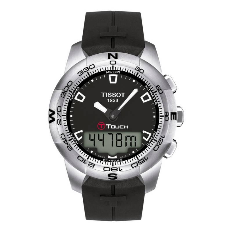 Tissot - Reloj Hombre Tissot T-Touch II T047.420.17.051.00