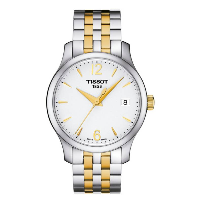 Tissot - Reloj Mujer Tissot Tradition Lady T063.210.22.037.00