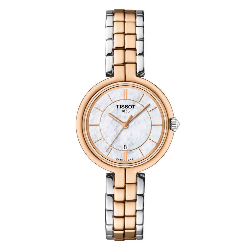 Tissot - Reloj Mujer Tissot Flamingo T094.210.22.111.00