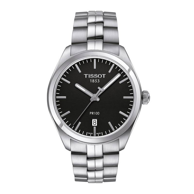 Tissot - Reloj Hombre Tissot PR 100 T101.410.11.051.00