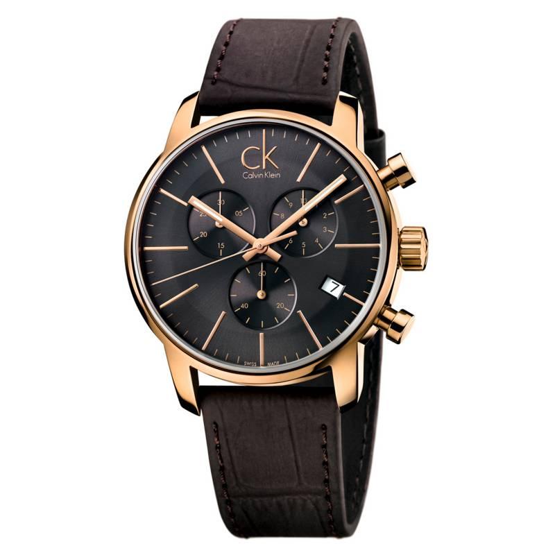 Calvin Klein - Reloj Hombre Calvin Klein City K2G276G3
