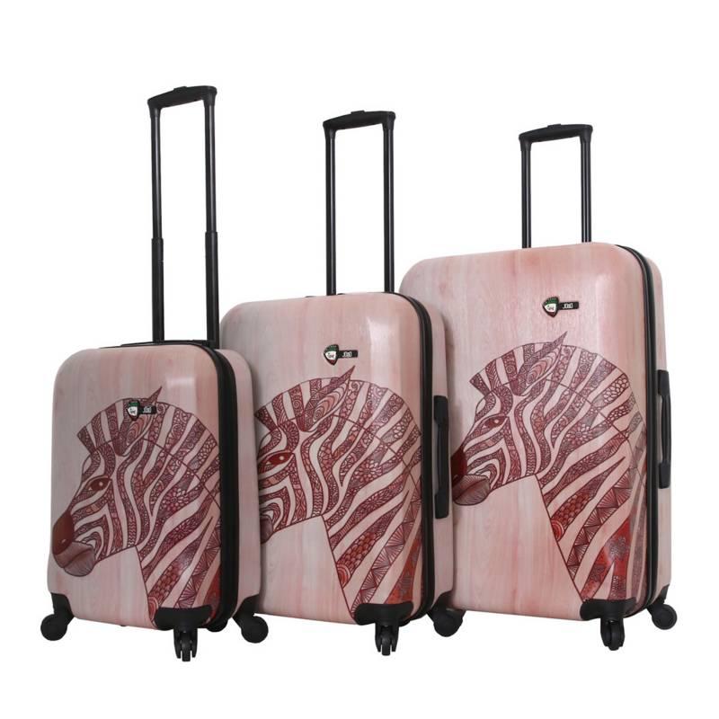 Mia Toro - Set de maletas rígidas Mia toro Joao Zebra