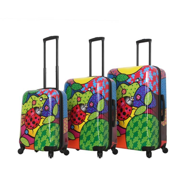 Mia Toro - Set de maletas rígidas Mia toro M1344