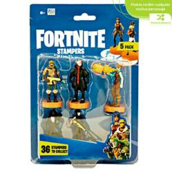 Fortnite -  Figura Sellos x 5
